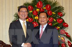 TP.HCM sẽ tạo điều kiện tốt nhất cho các doanh nghiệp Hàn Quốc