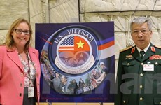 Đối thoại chính sách quốc phòng Việt Nam-Hoa Kỳ năm 2015