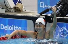 Ánh Viên giành 3 huy chương Vàng tại Giải bơi các nhóm tuổi châu Á