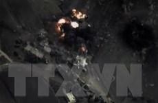 Sự kiện quốc tế tuần 28/9-4/10: Nga không kích IS ở Syria