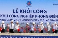 Các khu công nghiệp Thừa Thiên-Huế thu hút 3.330 tỷ đồng vốn đầu tư