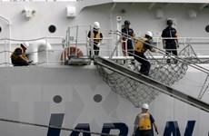 Nhật Bản ngừng tìm kiếm ba thuyền viên Việt Nam mất tích