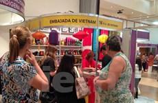 Quảng bá về Việt Nam tại Hội chợ thủ công mỹ nghệ MERCOSUR