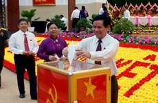 Ông Trần Trí Dũng được bầu tái cử Bí thư Tỉnh ủy Trà Vinh