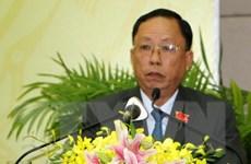 Ông Trần Công Chánh tái đắc cử Bí thư Tỉnh ủy tỉnh Hậu Giang