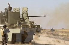Quân đội Iraq tăng cường chiến dịch chống IS tại miền Bắc