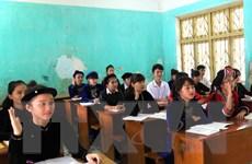 Cấp học bổng chính sách cho học sinh, sinh viên dân tộc thiểu số nghèo