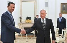 Sự kiện quốc tế tuần 19-25/10: Tổng thống Syria bí mật tới Nga