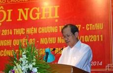Hà Nội: Phạt tù đối tượng vu khống Bí thư Huyện ủy Mê Linh