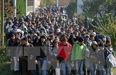 Các nước Balkan hoài nghi về kế hoạch giải quyết người di cư của EU