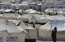 Cộng hòa Séc hỗ trợ tài chính cho các trại tị nạn ở Jordan