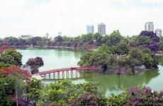 Chung tay nỗ lực vì một Thủ đô xanh, văn minh và hiện đại