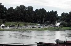 Tìm thấy hộp đen của chiếc máy bay Antonov rơi tại Nam Sudan