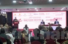Hội chợ hàng Việt Nam chất lượng cao lớn nhất tại Liên bang Nga