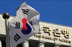 Ngân hàng trung ương Hàn Quốc giữ lãi suất ở mức thấp kỷ lục