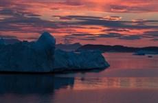 Cảnh báo tốc độ băng trôi ở Greenland đang nhanh dần lên