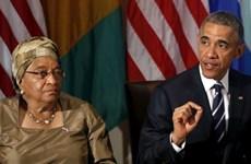 Mỹ dỡ bỏ lệnh cấm vận đối với Liberia sau hơn 20 năm áp đặt
