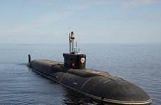 Nga thử thành công tên lửa đạn đạo Bulava từ tàu ngầm hạt nhân