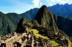 Machu Picchu chạy đua cho ngôi vị Điểm đến du lịch quốc tế