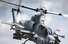 Yonhap: Máy bay trực thăng Mỹ rơi có thể do vướng dây điện cao thế