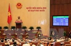 Quốc hội nhất trí thông qua dự thảo Luật khí tượng, thủy văn