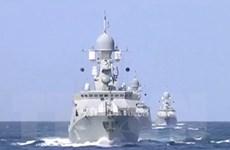 Nga khẳng định sẽ sử dụng bầu trời trên biển Caspi để chống IS