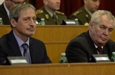 Tổng thống Zeman: Nguy cơ khủng bố tiến sát biên giới Séc