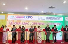 Hơn 450 doanh nghiệp tham gia hội chợ Vietnam EXPO 2015