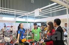 Khai mạc Triển lãm duy nhất về xe hai bánh tại Việt Nam