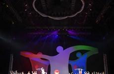 Tưng bừng lễ khai mạc ASEAN Para Games lần thứ 8 tại Singapore