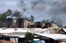 Cảnh báo ô nhiễm môi trường nghiêm trọng tại làng nghề Hà Nội