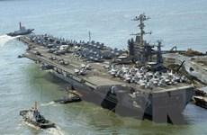 Venezuela tố cáo tàu sân bay Mỹ đến gần vùng biển nước này