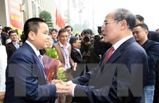 Gặp mặt 364 đại biểu tham dự Đại hội Tài năng trẻ Việt Nam lần 2