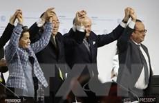 Sự kiện quốc tế tuần 7-13/12: COP21 đạt thỏa thuận vào phút chót