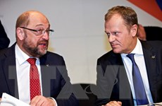 Tiếp tục bùng phát căng thẳng giữa Ba Lan với Nghị viện châu Âu