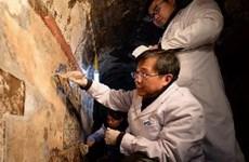 Tìm thấy tượng nhân sư hiếm có ở Tây Bắc Trung Quốc