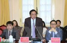 Lệnh của Chủ tịch nước công bố chín Luật và hai Nghị quyết