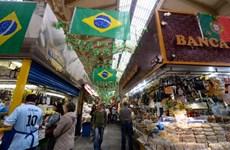 Thâm hụt ngân sách ban đầu của Brazil đang ở mức kỷ lục