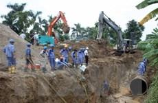 Hà Nội được cấp nước sạch trở lại sau sự cố đường ống lần thứ 17