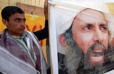 Canada lên án vụ hành quyết giáo sỹ Shii'te tại Saudi Arabia