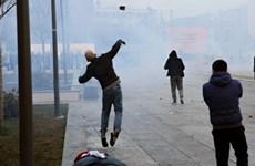 Kosovo: Hàng nghìn người biểu tình đòi chính quyền từ chức