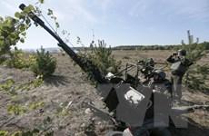 """Ukraine tuyên bố bắt đầu thực hiện thỏa thuận ngừng bắn """"Minsk-3"""""""
