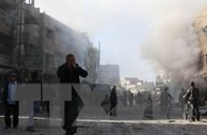Nga bác bỏ cáo buộc tiến hành không kích dân thường Syria
