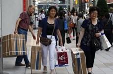 Du khách nước ngoài chi tiêu gần 30 tỷ USD tại Nhật Bản năm 2015