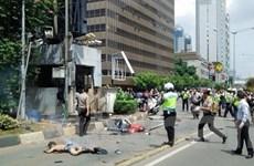 Một cảnh sát thiệt mạng trong vụ nổ bom tại trung tâm thủ đô Jakarta