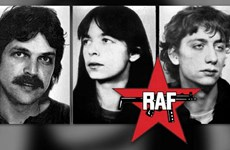 Đức phát hiện dấu vết tái xuất của tổ chức khủng bố RAF