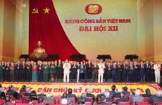 Đảng viên, nhân dân cả nước phấn khởi tin vào sự lãnh đạo của Đảng