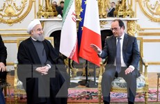Sự kiện quốc tế tuần 25-31/1: Tổng thống Iran lần đầu công du châu Âu