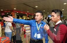 Sân bay Tân Sơn Nhất ách tắc cả trên trời lẫn dưới mặt đất