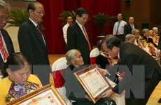Trà Vinh phong, truy tặng danh hiệu cho 165 mẹ Việt Nam anh hùng